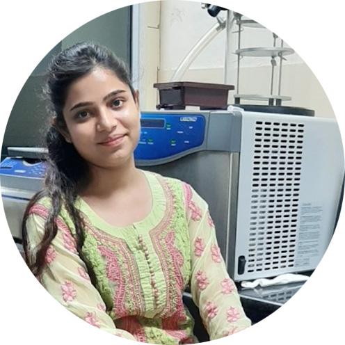 Photo of Srishti Gupta.