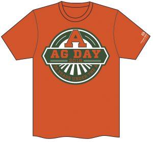 2016 ag day tshirt