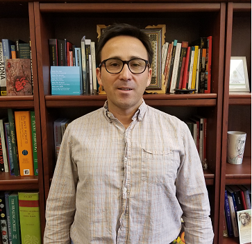 photo of Dr. Jorge Vivanco