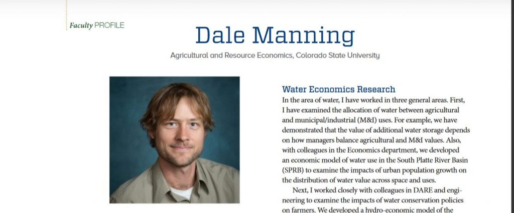 photo of dale manning