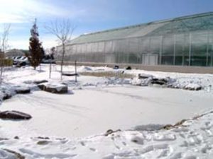 The Plant Growth Facility located at 1241 East Dr