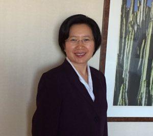 photo of Yaling Qian