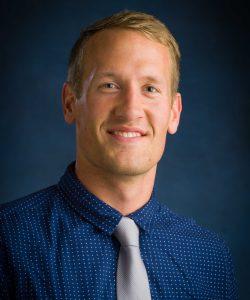 Nate Sindt Ph.D. Graduate Student