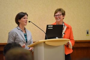 Meagan receives 2016 Research Award