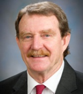 Portrait of Mark Brick