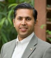 Portrait of Raj Khosla
