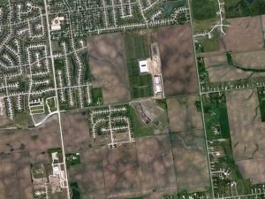 photo of suburban Iowa