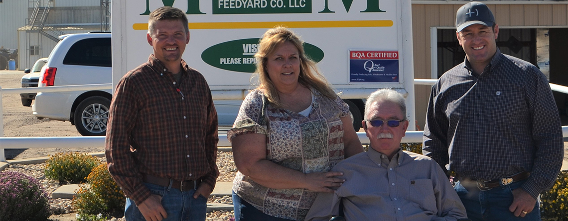 College alumni earn Beef Quality Assurance Awards at NCBA