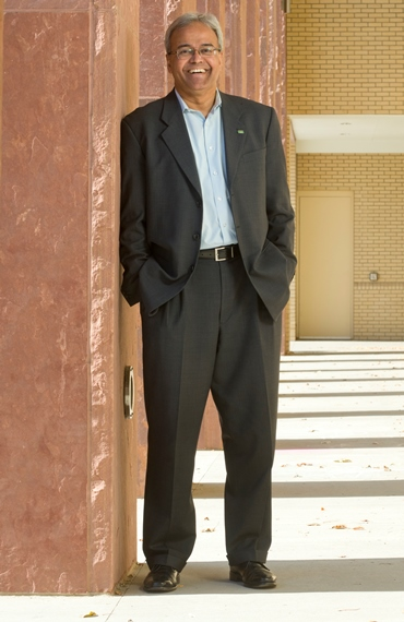 Ajay Menon at Colorado State University